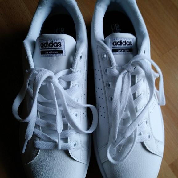 Le Adidas Neo Cloudfoam Memoria Footbed Donne Scarpe Poshmark